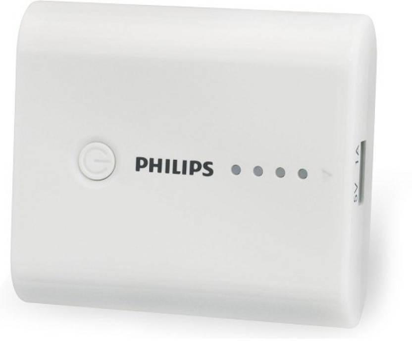 Philips Power Bank 5200 mAh Power Bank Price in India - Buy ... | Best image of Philips Power Bank Price