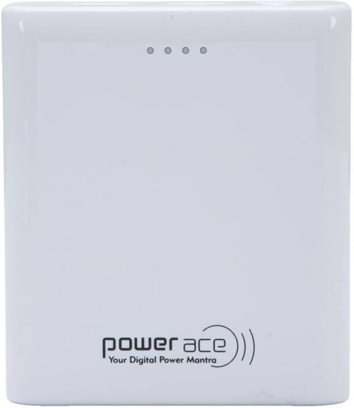 Power Ace PRP10400A Rapid Power 10400 mAh Power Bank