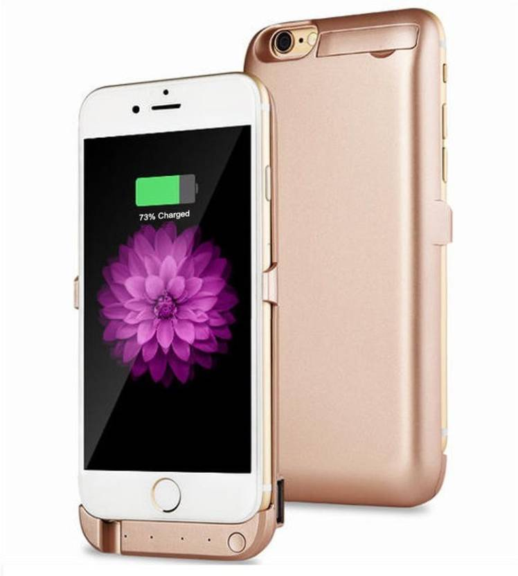 competitive price aefbb ef8fe NewveZ 8000 mAh Power Bank (External Battery Backup Charger Case Cover, For  iphone 6/6s)