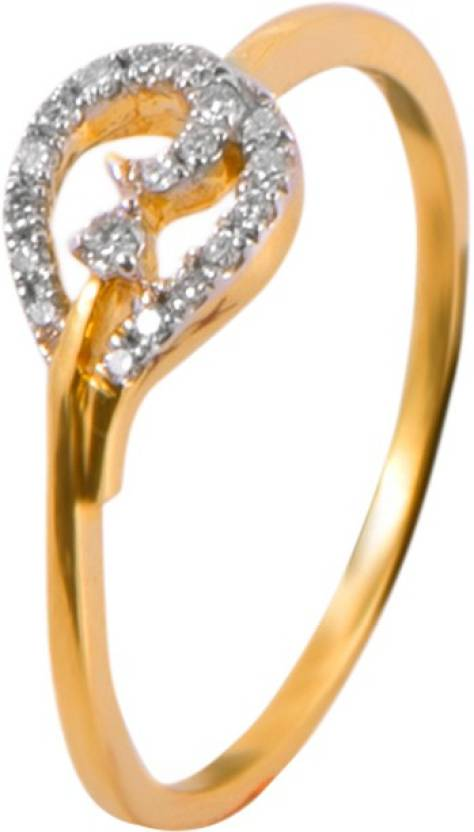 Joyalukkas joyalukkas Pride collection Diamond Ring 18kt Yellow