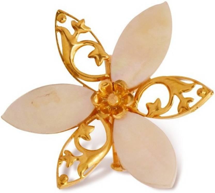 Senco Gold Shell Umbrella 22kt Yellow Gold ring Price in India - Buy ...