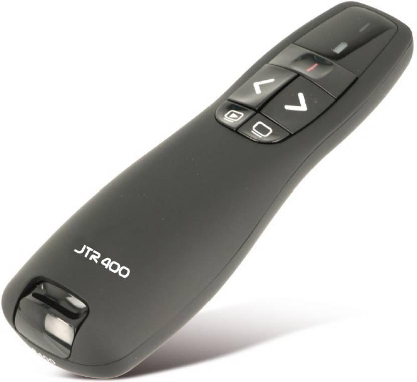 9a792486e28 JT R400 Wireless Presenter Price in India - Buy JT R400 Wireless ...