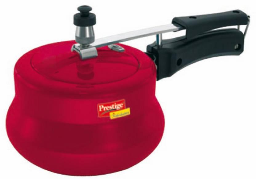 Prestige 2 L Pressure Cooker (Aluminium)
