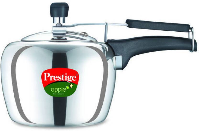 Prestige Apple Plus Aluminium 5 L Pressure Cooker