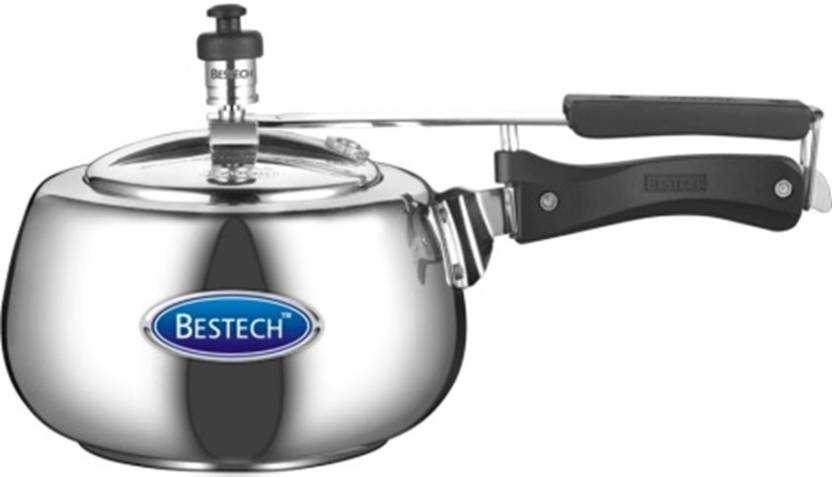 Bestech 2 L Pressure Cooker (Induction Bottom, Aluminium)