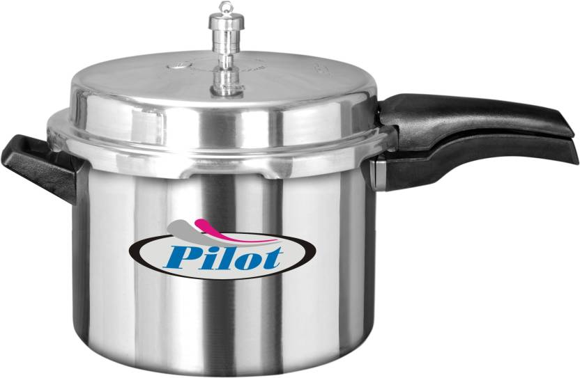 Pilot Outer Lid 10 L Pressure Cooker Price In India Buy Pilot