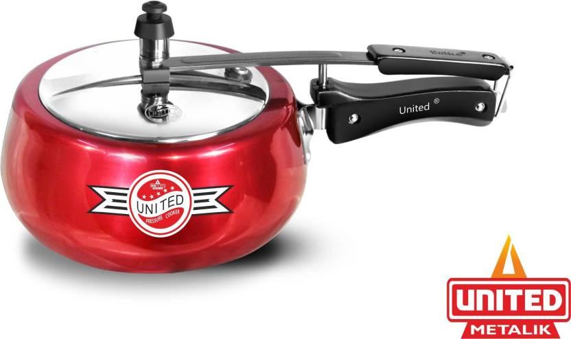 United Royal 3.5 L Pressure Cooker