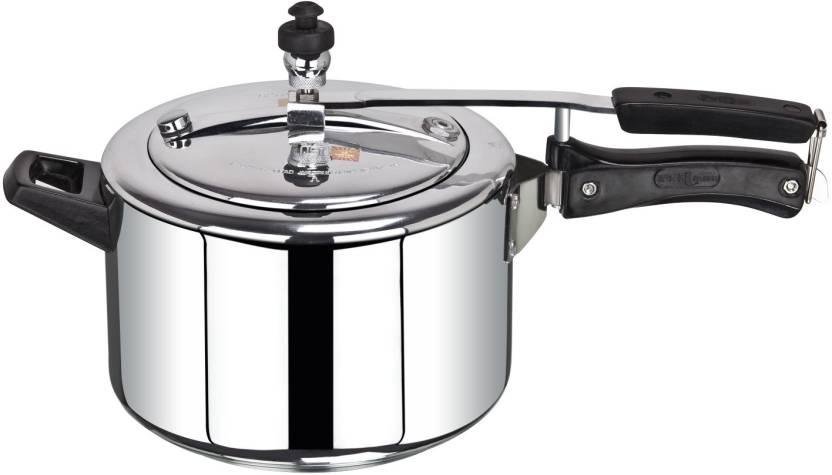 harvita 4 L Pressure Cooker (Aluminium)