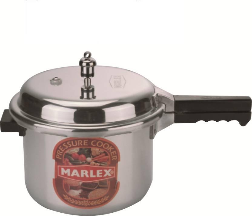 Marlex 7 5 L Pressure Cooker Price in India - Buy Marlex 7 5