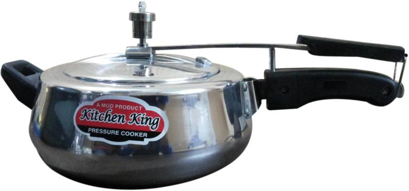 Kitchen King 3 5 L Pressure Cooker Price In India Buy Kitchen King