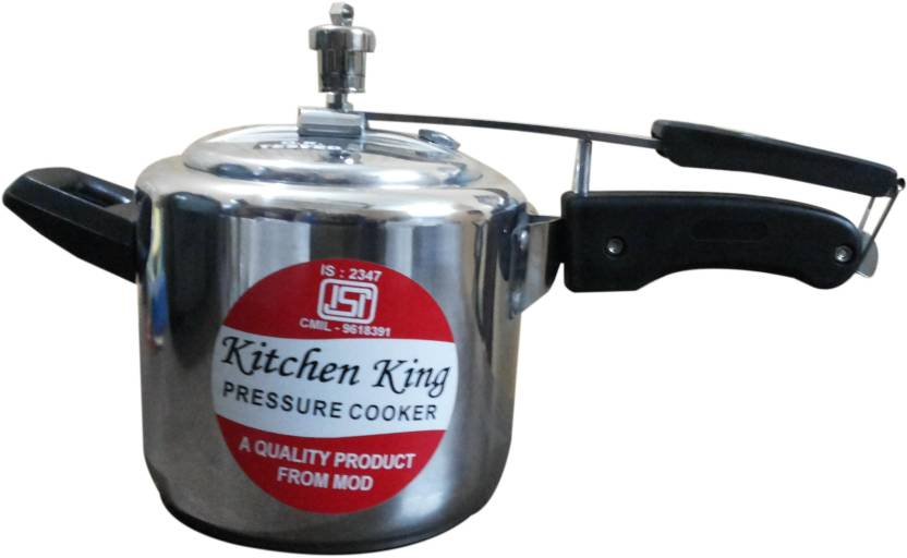 Kitchen King 5 L Pressure Cooker Price In India Buy Kitchen King 5