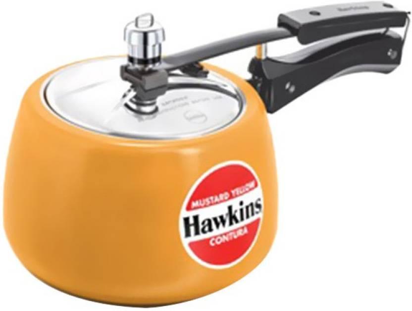 Hawkins Ceramic-Coated 5 L Pressure Cooker