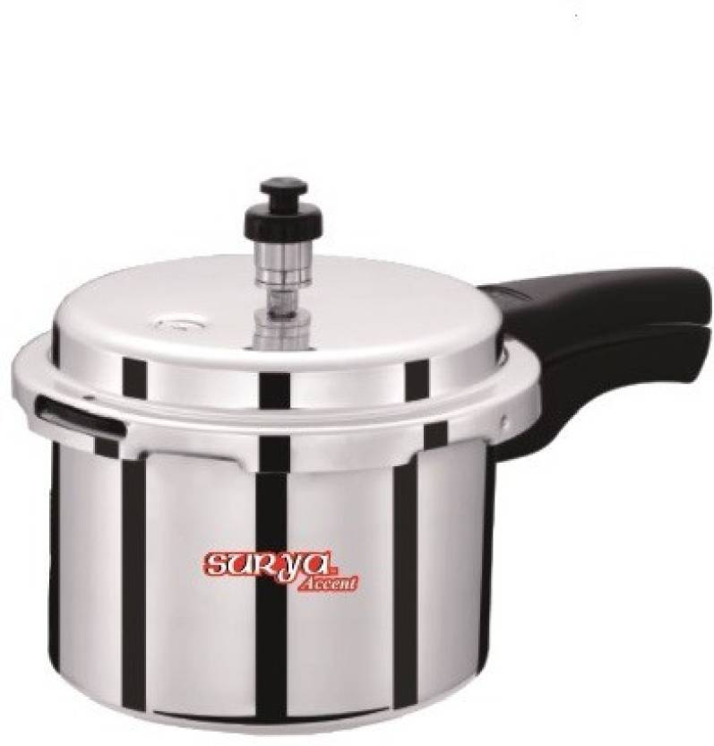 Surya Accent Popular 5 L Pressure Cooker