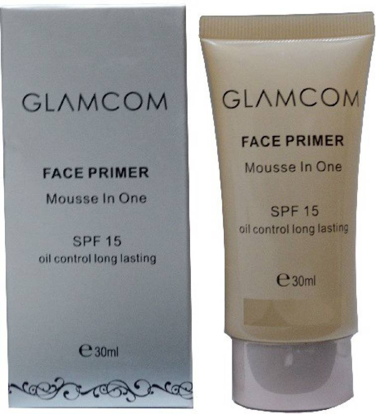 Glam Com Face Mousse in One Primer - 30 ml