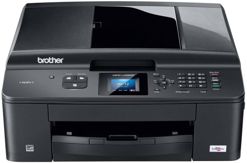 Brother MFC J430W Multi-function Wireless Printer