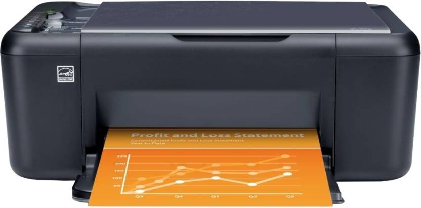 HP Deskjet Ink Advantage K209g All-in-One Printer