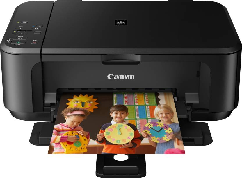 Canon PIXMA MG3570 All-in-One Inkjet Wireless Printer