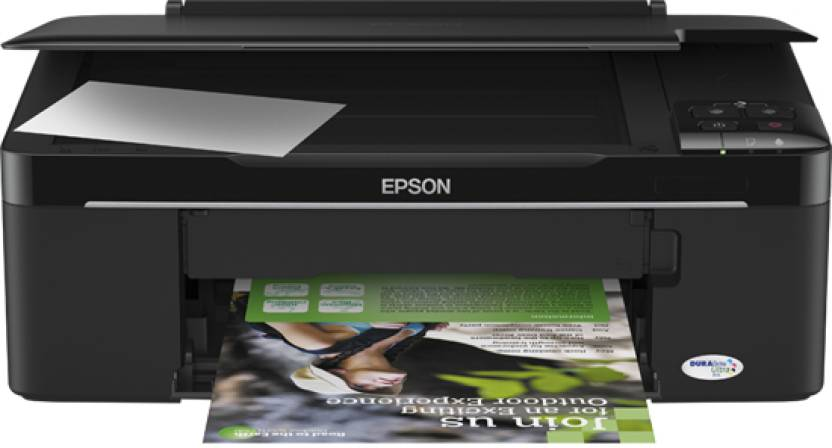 Epson TX 121 Multi-function Printer
