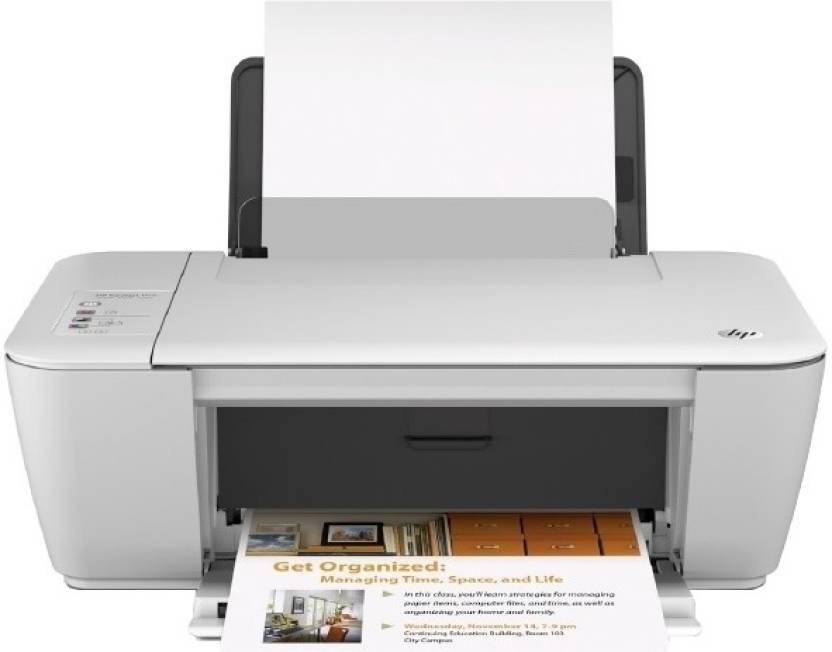 HP Deskjet 1510 Multifunction Inkjet Printer(Low Cartridge Cost)