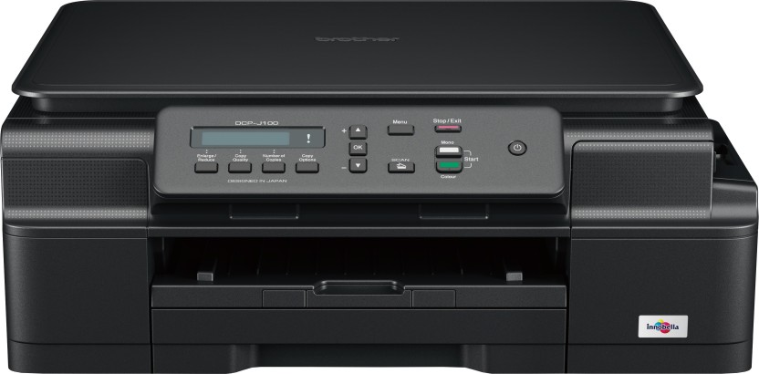 Brother DCP-J100 Printer Drivers for Windows Mac