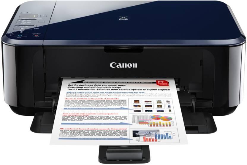 Canon PIXMA E500 Multi-function Printer