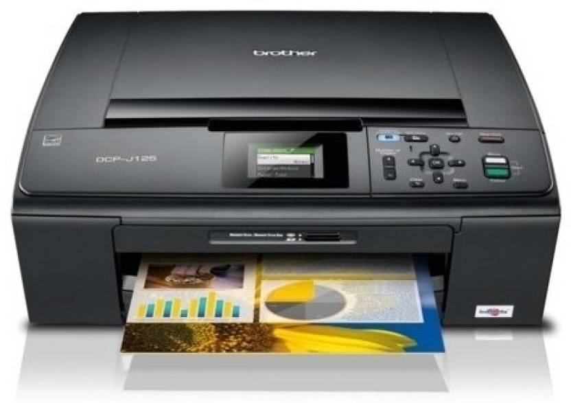 Brother DCP J125 Multi-function Printer
