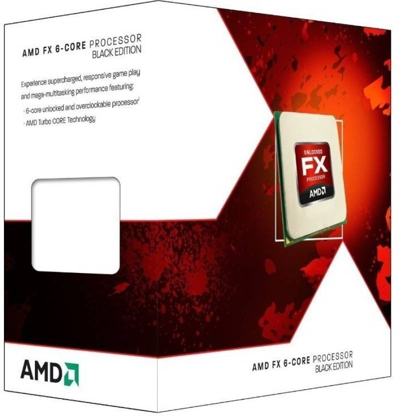 AMD 3.5 GHz AM3+ FX 6-Core Edition FX-6300 (FD6300WMHKBOX) Processor