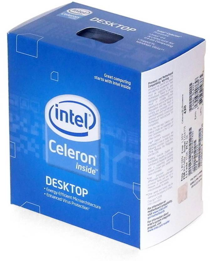 Intel 1.8 GHz LGA 775 Celeron 430 Processor