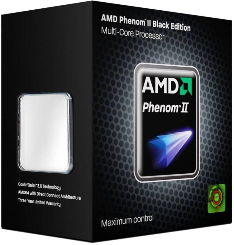 AMD 3.4 GHz AM3 Phenom II 965 Processor
