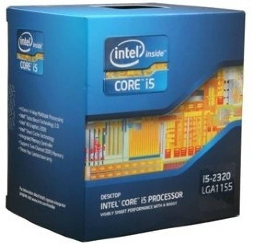 Intel 3 GHz LGA 1155 Core i5-2320 Processor