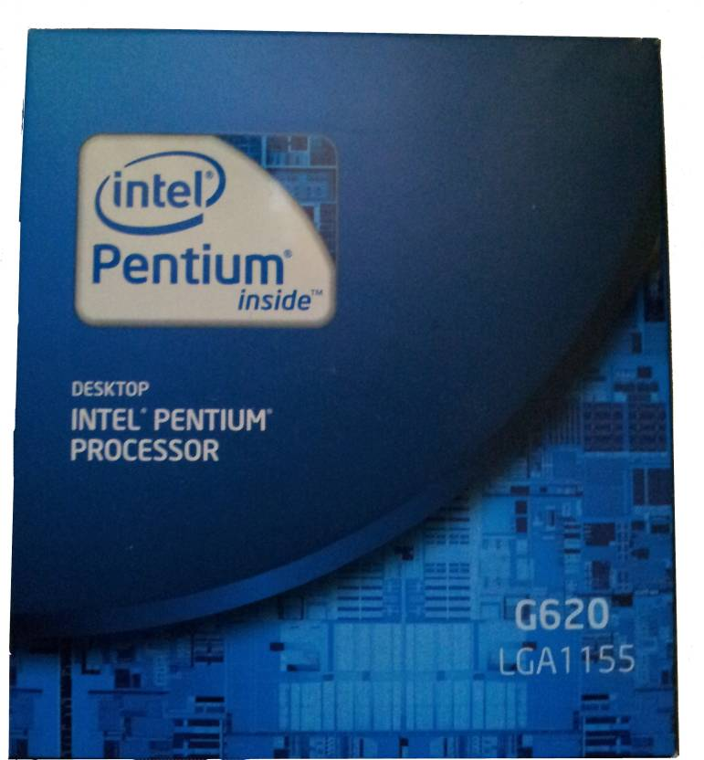 Intel 2.6 GHz LGA 1155 Dual Core G620 Processor