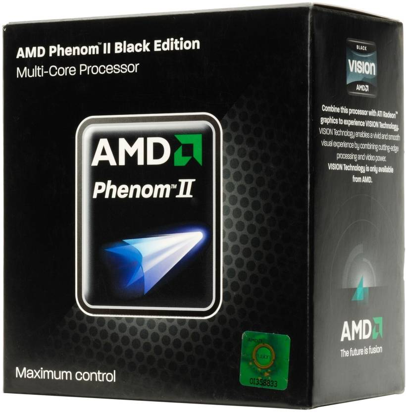 AMD 3.3 GHz AM3 Phenom II 560 Processor