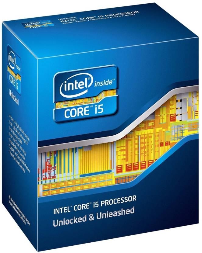Intel 3.3 GHz LGA 1155 Core i5-2500K Processor