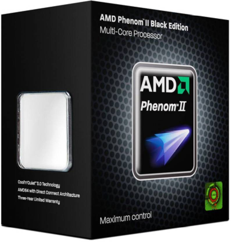 AMD 3.5 GHz AM3 Phenom II 970 Processor