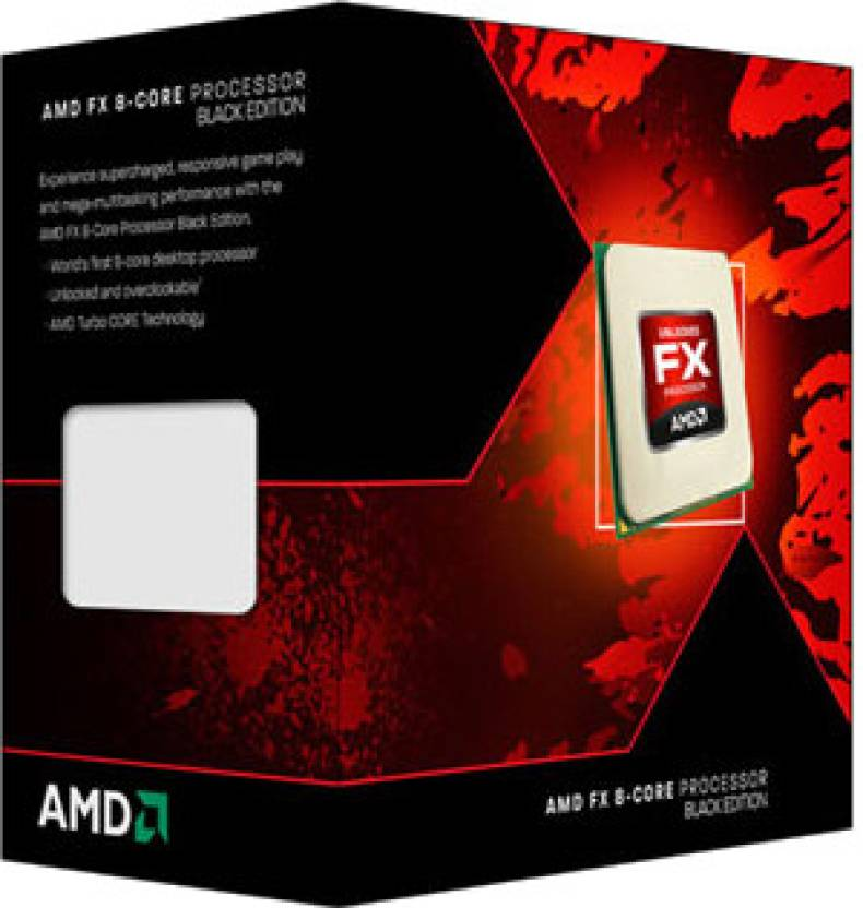 AMD FX 8350 AMD FX Processor Black Edition