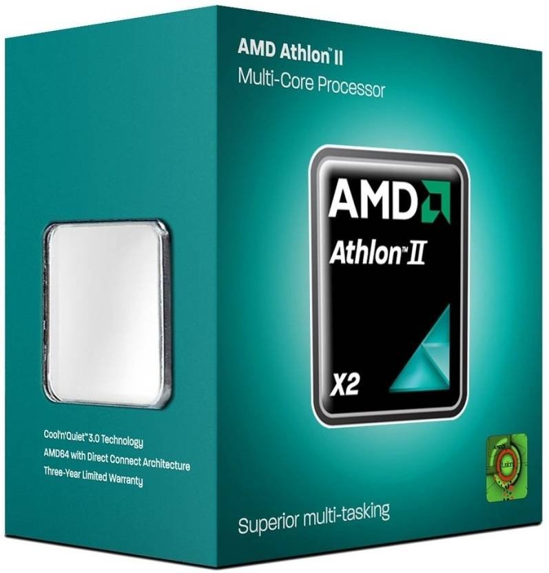 AMD 3.2 GHz AM3 Athlon II 260 Processor