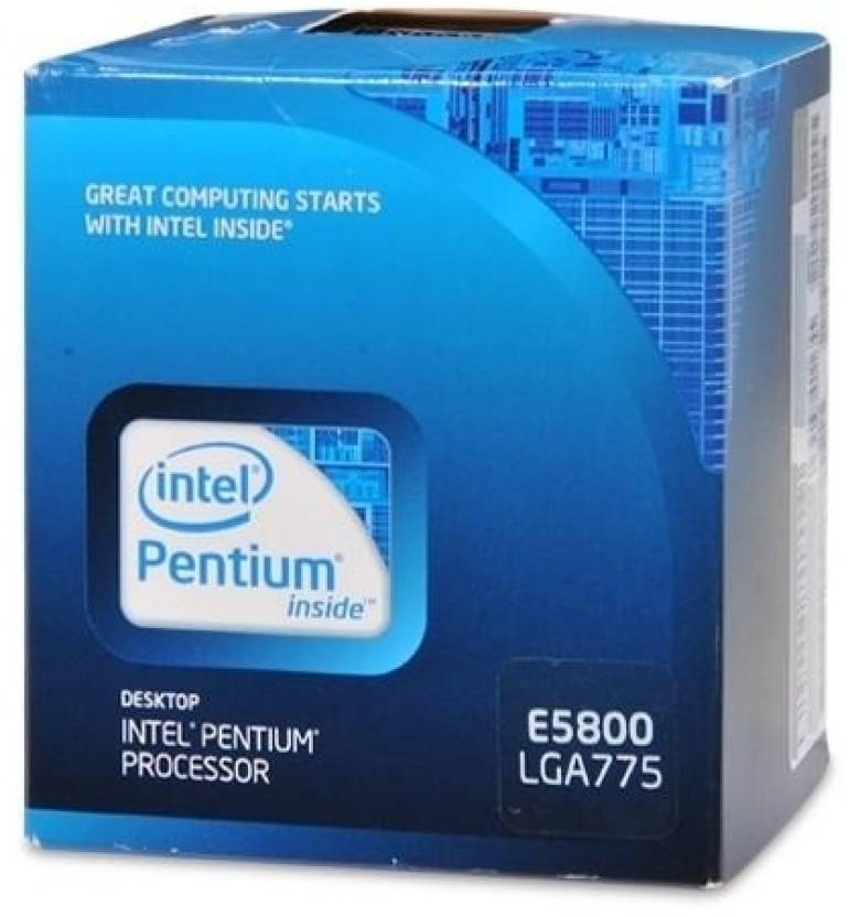 Intel 3.2 GHz LGA 775 Dual Core E5800 Processor