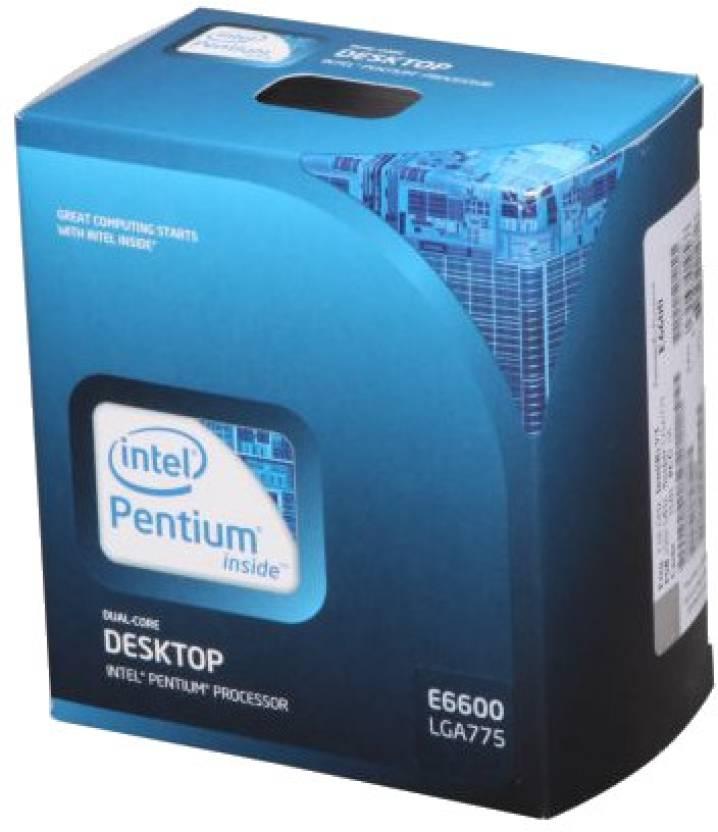 Intel 3.06 GHz LGA 775 Dual Core E6600 Processor
