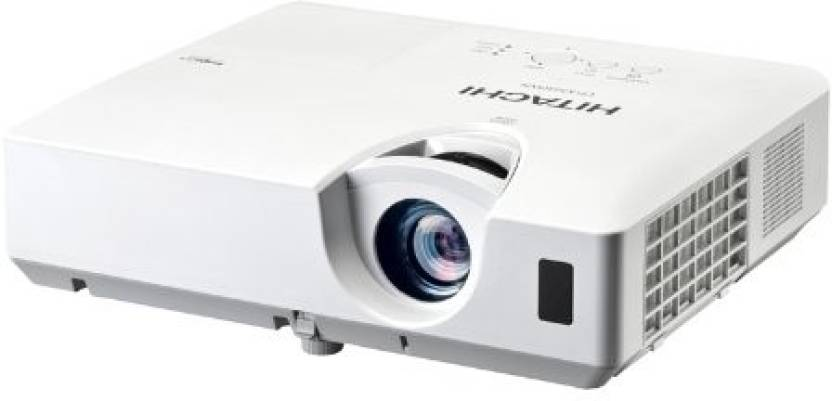 Hitachi CP-RX250 Projector (White)