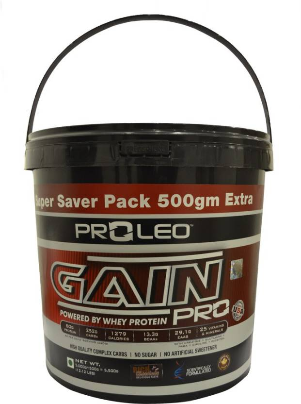 Proleo GAIN PRO Weight Gainers/Mass Gainers Price in India