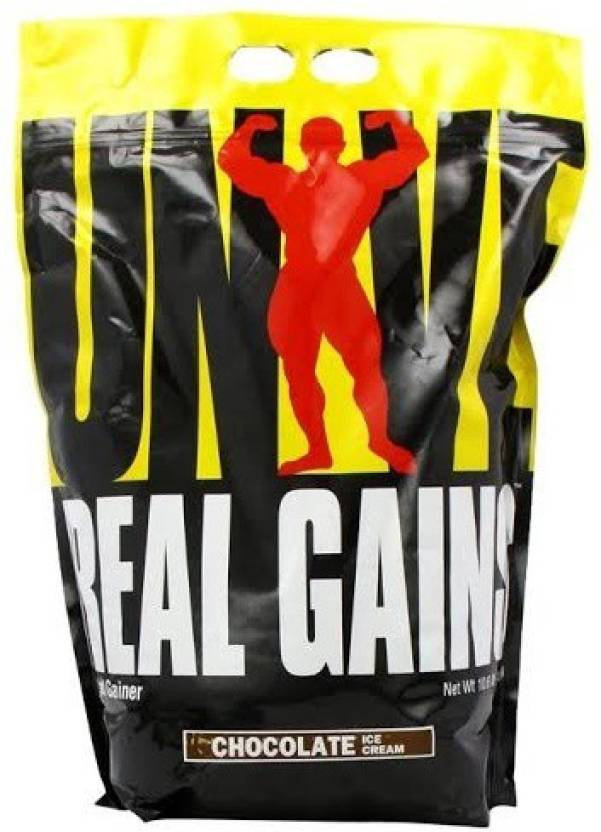 Universal Nutrition Real gains Mass Gainers
