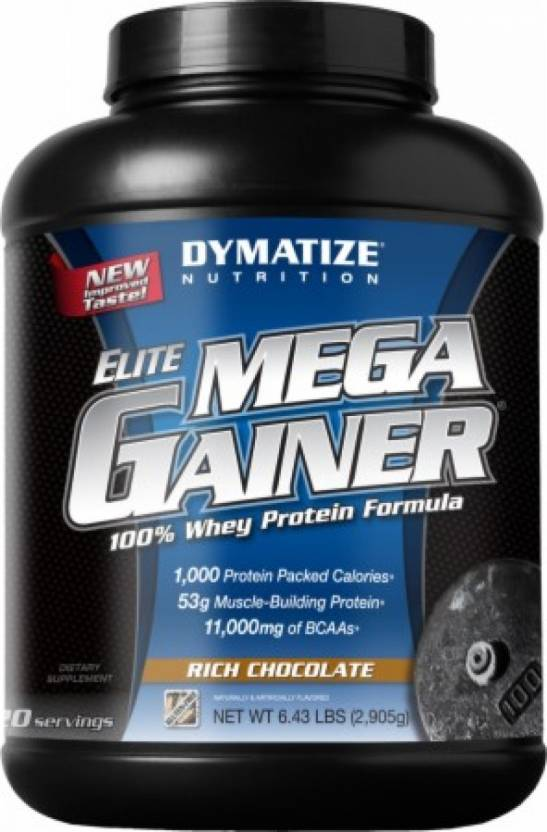 Dymatize Elite Mega Mass Gainers