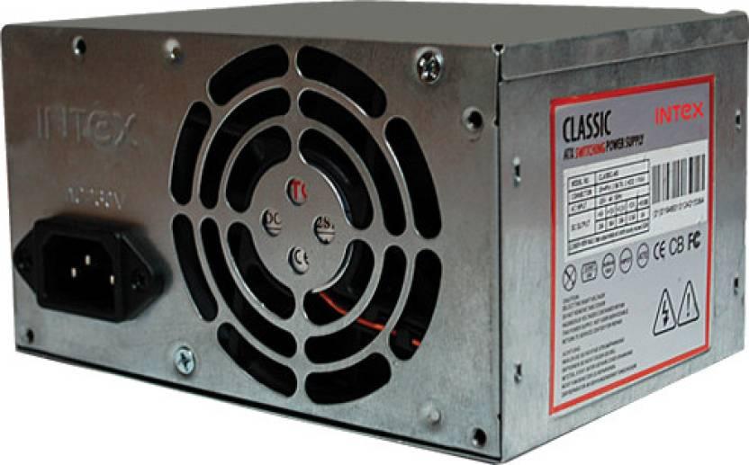 Intex Techno 450 20+4 Pin 450 Watts PSU - Intex : Flipkart.com