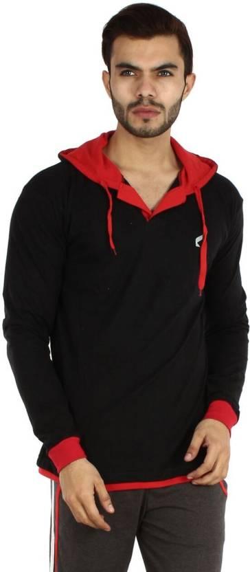 V3Squared Turtle Neck Solid Men's Pullover