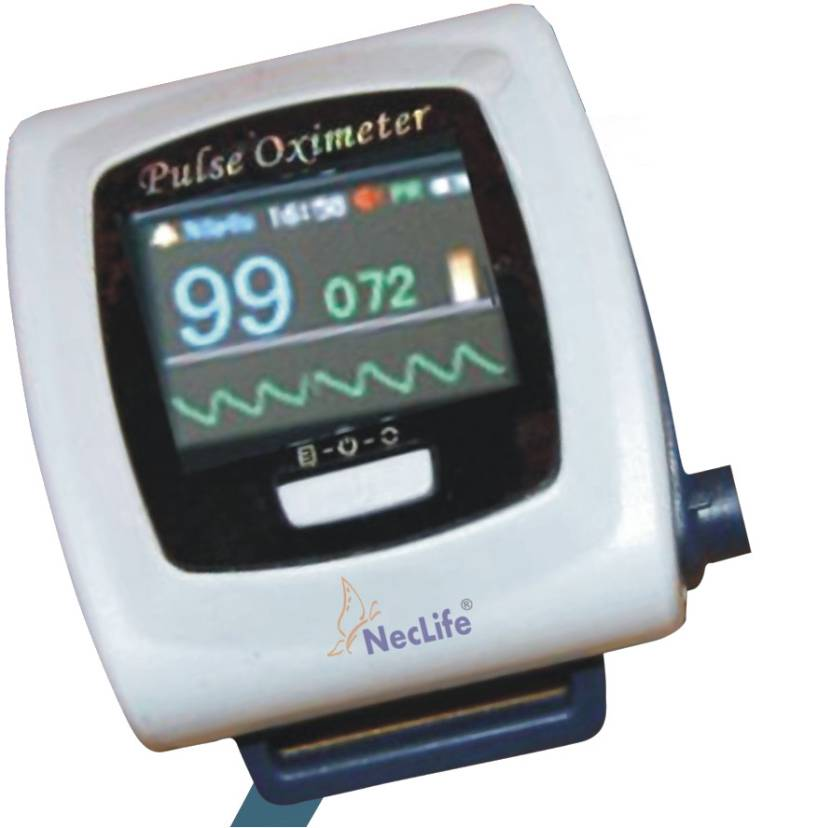 Neclife NL 50F Wearable Digital Pulse Oximeter