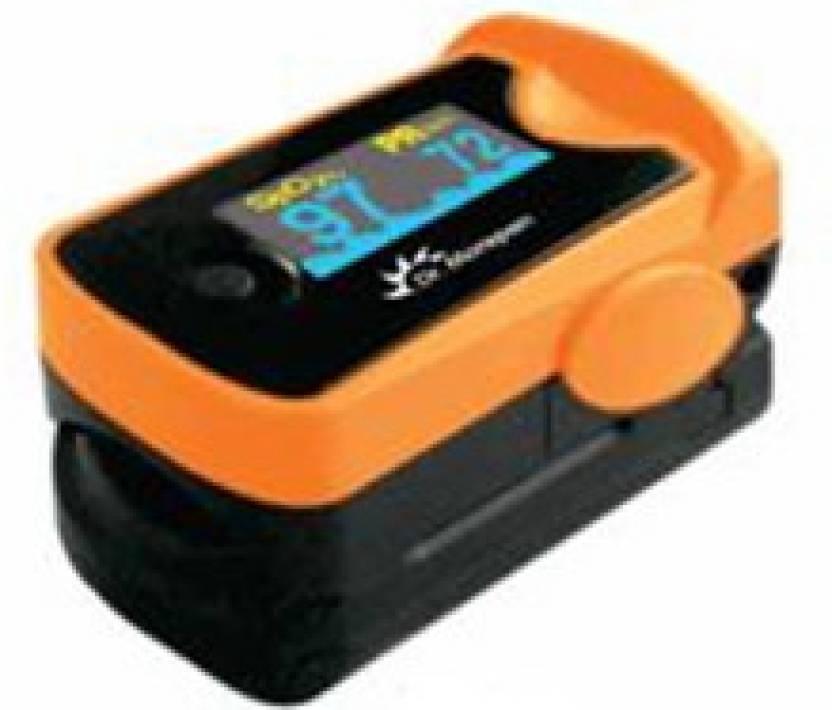 Dr. Morepen PO 02 Finger Tip Pulse Oximeter