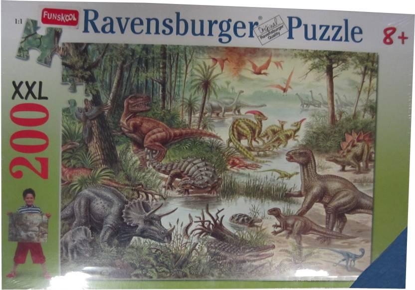 Ravensburger Dinosaurs