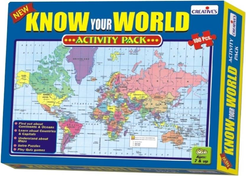 Creative education know your world activity pack know your world creative education know your world activity pack gumiabroncs Choice Image