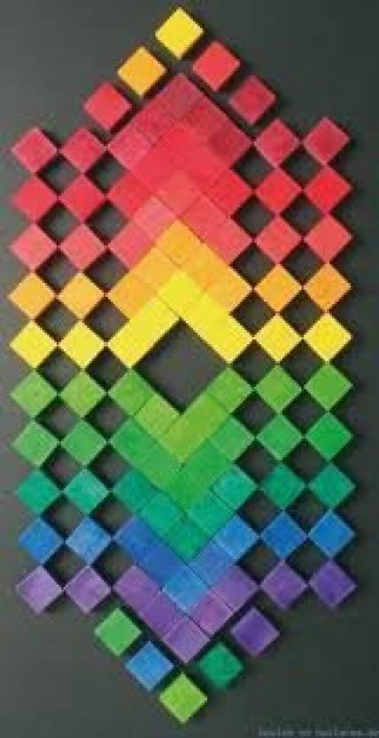 Grimm S Spiel And Holz Design Grimm S Quadrato Mosaic
