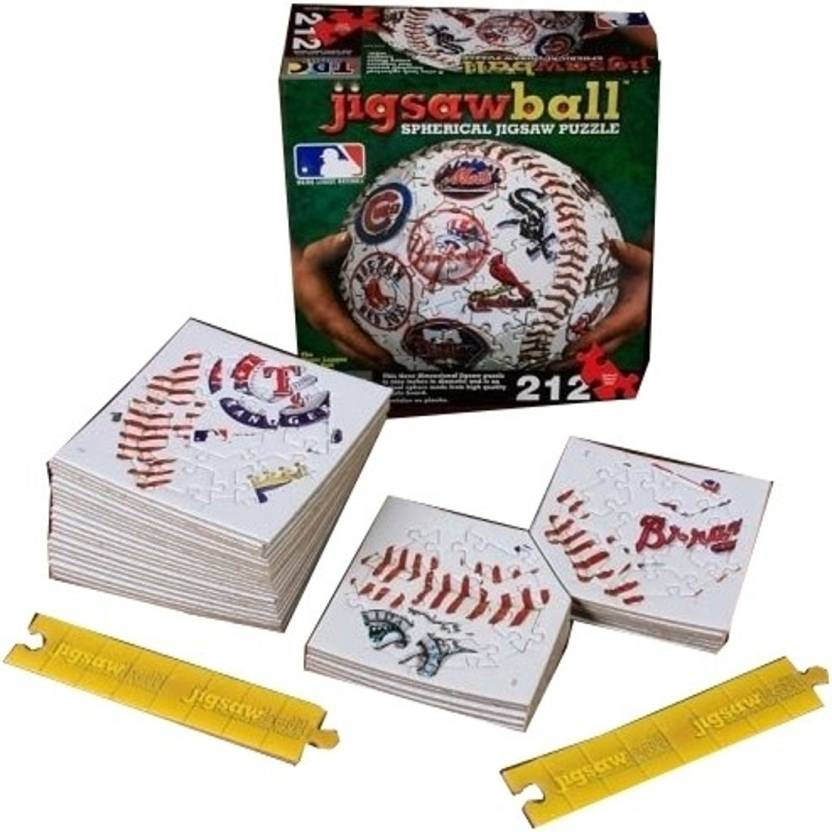 Tdc Games Jigsawball Sphere Mlb Jigsawball Sphere Mlb